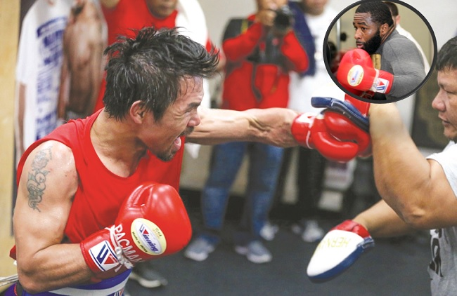 Pacquiao wants a KO's against Broner