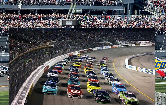 Can you watch Nascar race online for free?